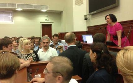 Герега натякнула на можливість проведення позачергової сесії Київради