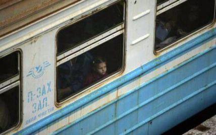 Під Львовом зіткнулися потяги
