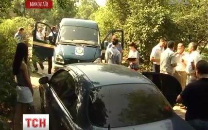 Вбивця водія інкасаторської машини у Миколаєві стріляв із пістолета з глушником