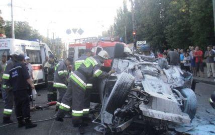 """У кривавій ДТП з СБУшником на Infiniti знайшли загадкове """"третє авто"""", що нібито спричинило аварію"""