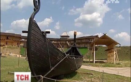У столиці відтворили Київську Русь часів князя Володимира