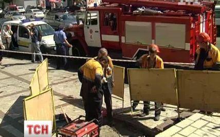 Київські робітники досі лежать у реанімації після удару струмом у 10 тисяч вольт