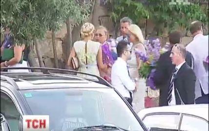 На 75-річний ювілей Кучми на Сардинію прилетіли Ахметов, Тігіпко, Повалій і Басков