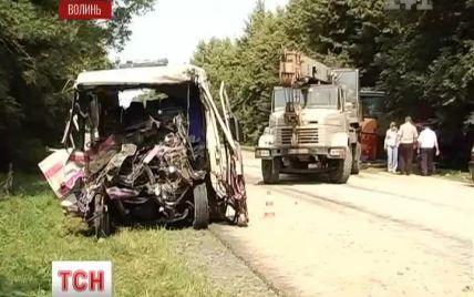 Шокуюча аварія автобусів на Волині: болгарський водій не перевищував швидкості