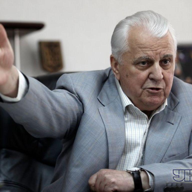 Кравчук розповів, що потрібно зробити владі для саморозпуску Євромайдану