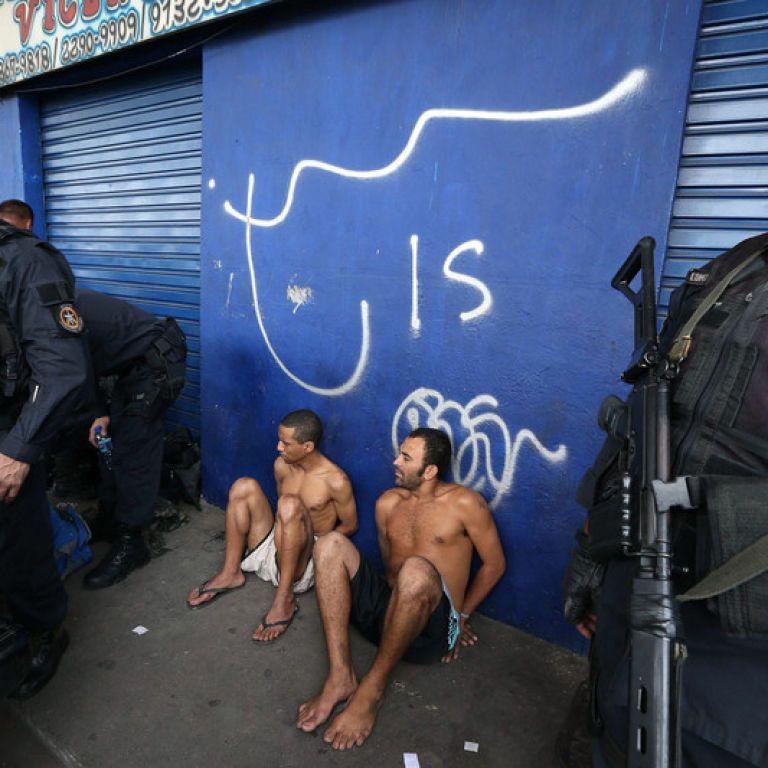 В масштабній перестрілці в Ріо-де-Жанейро загинули понад два десятки осіб (відео)