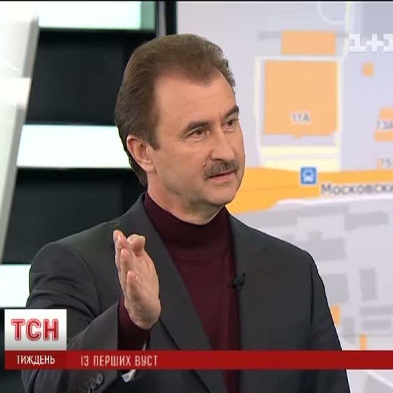 Попов розповів, чому Київ виявився безпорадним перед стихією