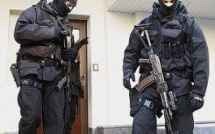 """Правоохранители обыскивают помещения """"Укрспирта"""""""
