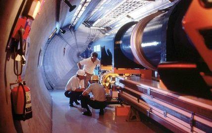 Великий адронний колайдер перетворять на найточніший секундомір