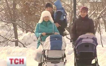 Украинцам посоветовали, как правильно одеваться в морозы