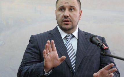 Екс-міністру доходів і зборів Клименку оголосили про підозру - помічник генпрокурора