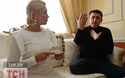 Вінницька живе з коханим за шлюбним контрактом, а Розинській з Мельниченком ділити нічого
