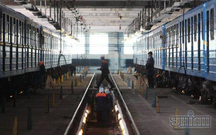 У Києві на шести станціях метро проводиться ремонт інфраструктури