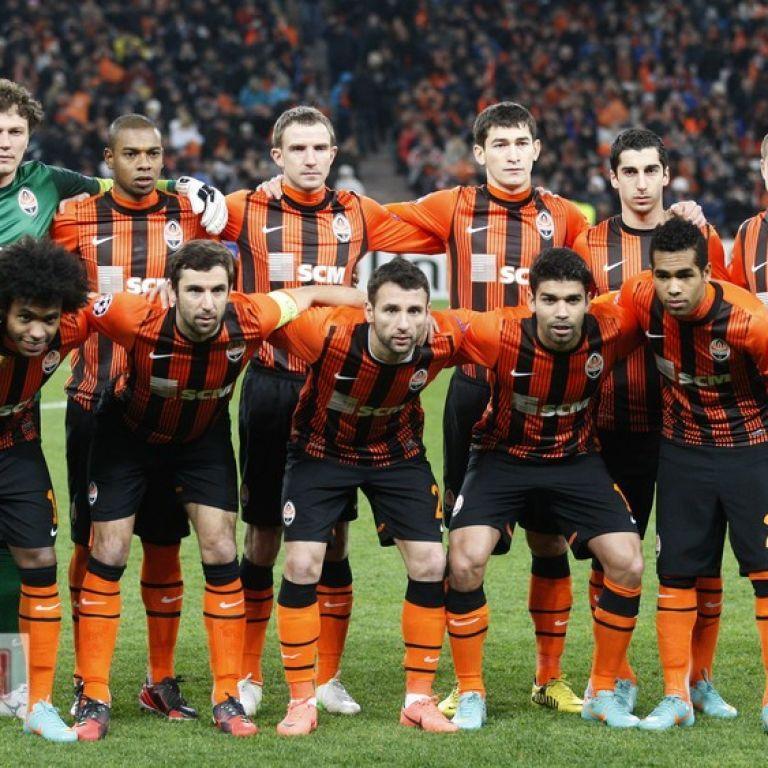 Чотири українських футбольних клуби увійшли в топ-100 найдорожчих