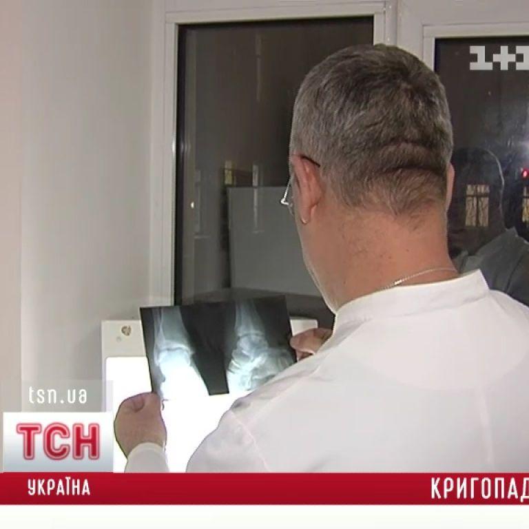 Українці неохоче судяться із комунальниками за зламані на крижаних дорогах кістки
