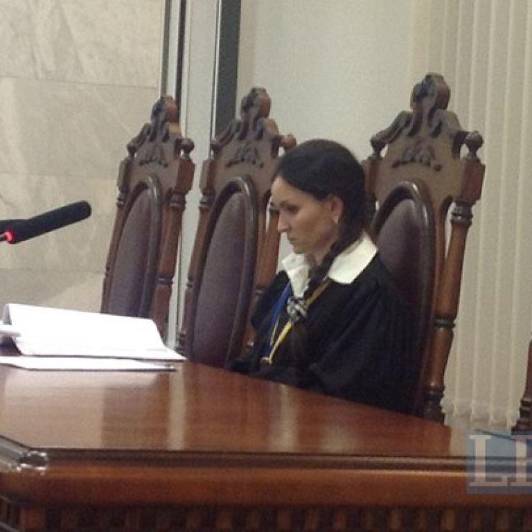 Прокуратура обратится в суд с ходатайством об аресте скандальных судей