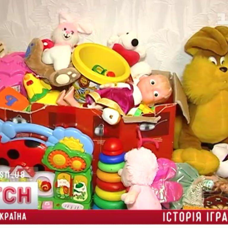 Українські іграшки отруюють дітей миш'яком та ртуттю