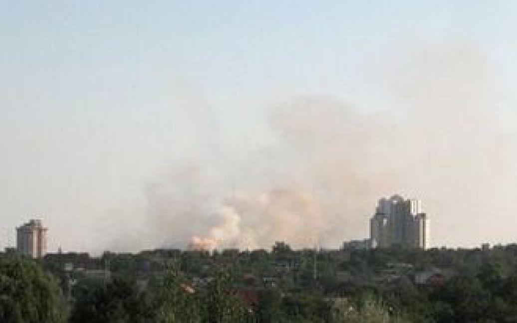 Террористы продолжают уничтожать Донецк / © twitter.com/666_mancer