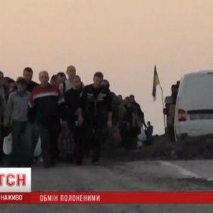 Из плена боевиков освобождены 18 украинских военных - Порошенко