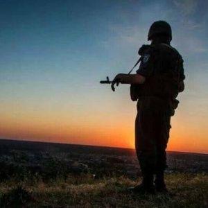 На Востоке погиб боец 51-й бригады, который ни разу не увидел своего 7-месячного ребенка