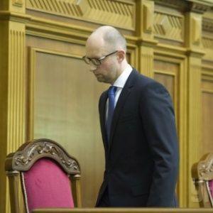 Яценюк призвал Раду принять нужные Украине законы в четверг