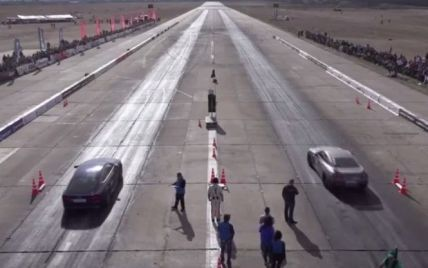 У Криму російський гонщик встановив фатальний рекорд ціною власного життя