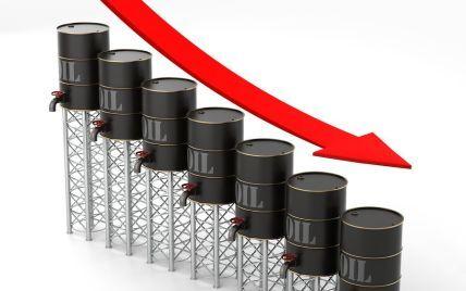 На світовому ринку нафта різко подешевшала до 50-53 доларів