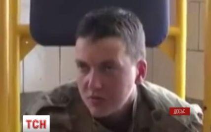 Українську льотчицю Савченко тримають у слідчому ізоляторі у Росії