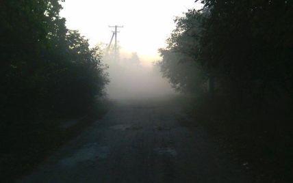 """Жителей Павлограда травят едким смогом, который по ночам """"выползает"""" из-под земли"""