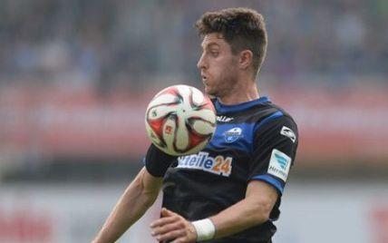 Немецкий футболист забил удивительный гол с 83-х метров (видео)