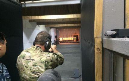 Украинские снайперы получили первую партию современных винтовок