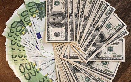 В Украине третий день подряд подорожали доллар и евро – свежие курсы Нацбанка