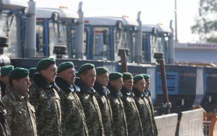 Порошенко сообщил о потерях пограничников в зоне АТО