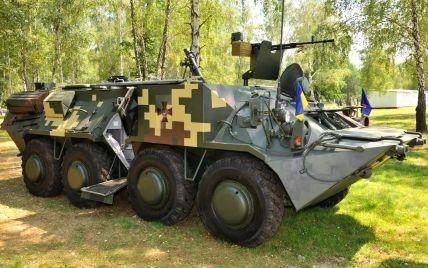 Армия Украины уже скоро получит минометный бронетранспортер БТР-3М2
