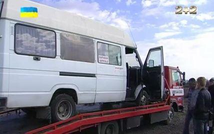 На Запорожье задержали авто с Донетчины, нашпигованное оружием