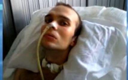 Допоможіть одужати 20-річному бійцю АТО Олександру!