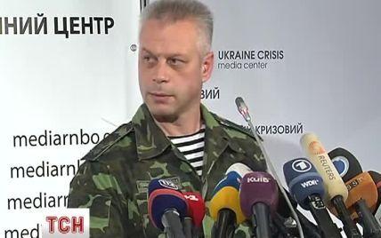 Наказу відступати з Донецького аеропорту немає, хлопці тримаються – речник РНБО