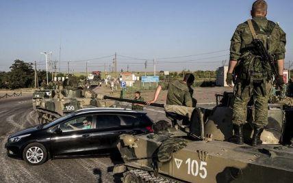 Россия стянула к границе с Донбассом около 40 тысяч военных