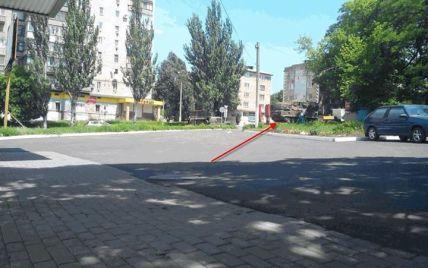 """Террористы спрятали установку """"Бук"""" за супермаркетом в Снежном - советник Авакова"""