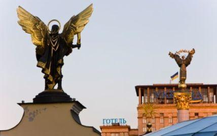 Главную улицу Киева перекрыли из-за репетиции парада ко Дню Независимости