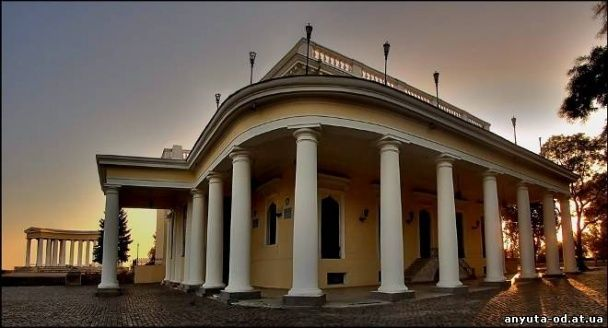 Воронцовский дворец / © Фото из соцсетей