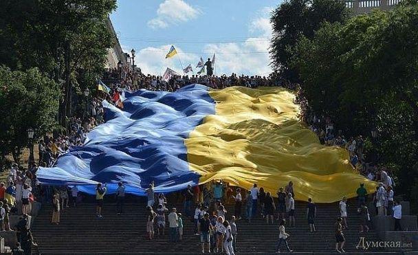 Потемкинская лестница / © Фото из соцсетей