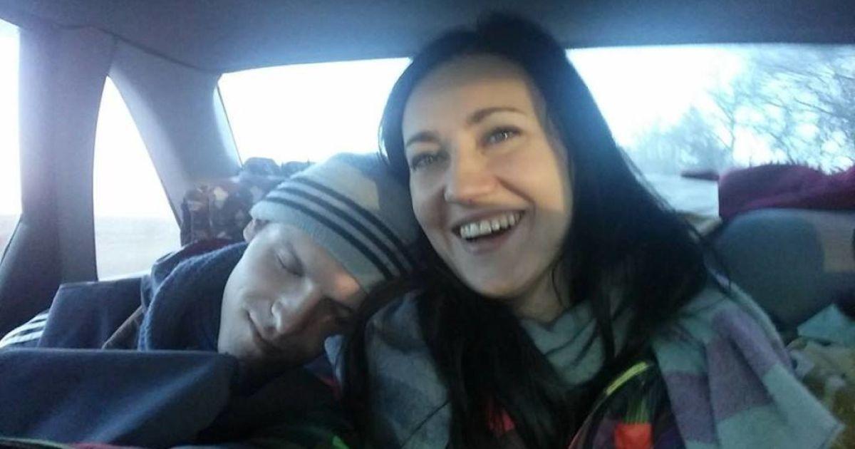 """""""Мустанг"""" постійно спить, і коли він ту зірку малював / © www.facebook.com/S.Vitvitska"""