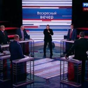 """Новый маразм российского ТВ: """"хунта"""" расстреляла ветерана за отказ сказать """"Слава Украине"""""""