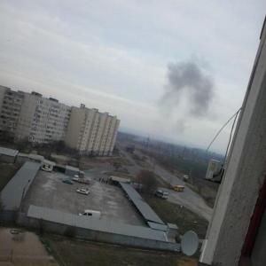 Стали известны подробности мощного утреннего взрыва в Мариуполе