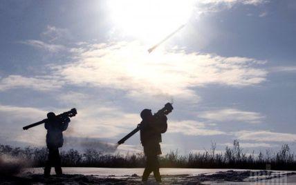 Росія нарощує військову присутність на Донбасі, а бойовики продовжують обстріли. Мапа АТО