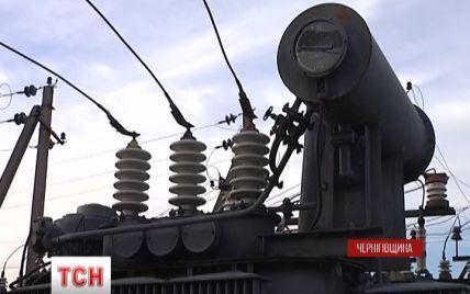 На Чернігівщині трансформаторний злодій залишає без світла цілі села