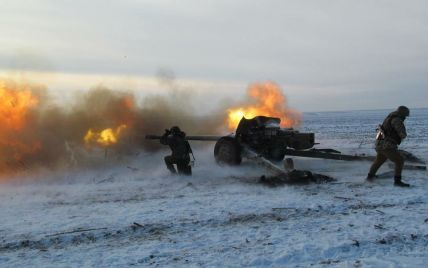 Під Пісками військові завдали нищівні удари по бойовиках, супротивник зазнав значних втрат