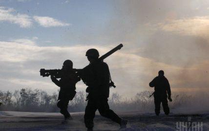 На Луганщині сили АТО знищили тактичну групу військових РФ, блокпост та техніку бойовиків