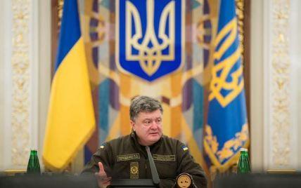 Порошенко не проти, щоб до переговорів про мир на Донбасі доєдналися США